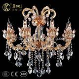 Luxury Modern Crystal Chandelier for Indoor (AQ50033-8)
