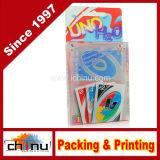 Plastic PVC Custom Printed Playing Cards (431001)