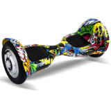 8 Inch Self-Balance Drifting Scooter with LED Light Bluetooth Speaker