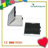 4 Cases Mini Metal Pill Box