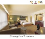 Modern Luxury 4 Star Hotel Hospitality Bedroom Furniture (HD609)