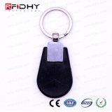 Low Price Plastic Key Tag ISO 7810 125kHz RFID Keyfob