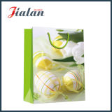 Wholesale Promotion Paper Printed Easter Holiday Shopping Carrier Gift Bag