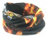 Factory Produce Custom Print Polyester Elastic Ski Tube Scarf