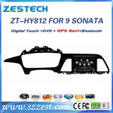 Wince System Car DVD Player for Hyundai 9 Sonata