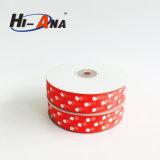 Organza Ribbon with Printed DOT