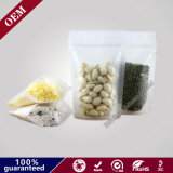 Side Sealed Pet Food Thermal Seal Food Brown Kraft Aluminum Paper Plastic Bag for Packaging