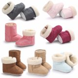 Winter Baby Boots, Warm Infant Newborn Snow Boots Crib Shoes Prewalker Boy Girl