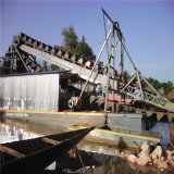 Bucket Chain Dredger Manufacturer & Sand Dreging Machine