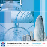 Bent/Curved Tempered/Toughened Glass From Aoxing Glass