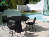 Waterproof /UV Resistance Outdoor Umbrella Table with Chair
