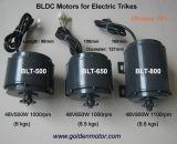 48V 500W/650W/800W E-Tricycle Motor