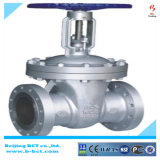 ANSI Cast steel Body Gate Valve Non-Rising with Flange