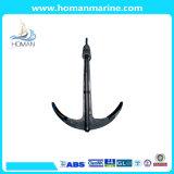 Black Painted Marine Mooring Anchor Admiralty Anchor