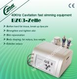 BZ03 40KHZ cavitation weight loss ultrasonic facial massager