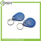 custom printable ABS T5577 keychain T5577 RFID keyfobs