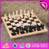New Design Children Educational Wooden International Chess W11A053