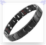 Stainless Steel Bracelet Fashion Jewelry with Energy (HR1307B)