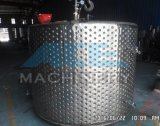 "2000L Dome Top Mixing Tank with 17"" Manway (ACE-JBG-F5)"