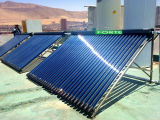 Heatpipe Solar Collector Water Heating System