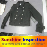 Garment Inspection Service / 15 Years of Experience in Garment QC