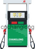 Fuel Dispenser (Economic Common Series Double nozzles)