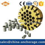 Yjl Round Anchorage Coupler for Prestressing Tendons