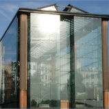 Curtain Wall Glass Tempered, Facade Glass Tempered for Builiding