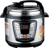 Stainless Steel Electric Pressure Cooker (CR-16)