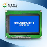 3.1 Inch 128X64 LCD Module with 6800 Interface and 8-Bit