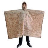 Polyester PU Coating Raincoat