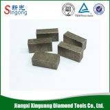 Diamond Cutter Tools Segment for Mechanical Workshop