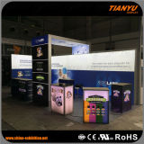 Aluminum Frame Light Wall Exhibition Stand