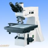 Professional High Quality Upright Metallurgical Microscope (Mlm-101)