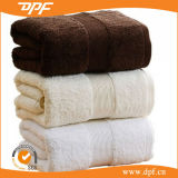 100% Cotton Terry Hotel Bath Towel with Border (DPF052931)