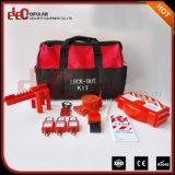 Elecpopular China Factory Personal Lock Kit Portable Safety Lockout Bag Tagout Kit