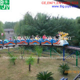 Professional Sliding Dragon Outdoor Park Ride (BJ-AT105)