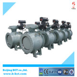 Flange Type Metal Seated Double Eccentric Ball Valve, Ductile Iron Body Bct-E-BV04