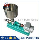 Food Grade Stainless Steel Single Screw Pump