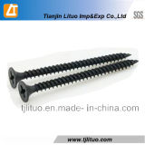 Black Phosphated Fine Thread Drywall Self Tapping Screws
