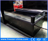 Manufacture Chiller Refrigerator for Frozen Food Seafood Store