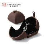 2017 Fashion New High Quality Gift Box with Lock for Ring Necklace