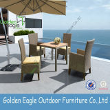 Hot Sale Outdoor Dining Set with Durable Rattan