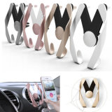 New Style Car Mount Holder Air Vent Universal Cell Phone Stand Mobile Phone Support Air Outlet Bracket Cell Phone Holder Mount