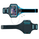 Fashion New Design Reflective Armband Earphone Jack Phone Armband Bag