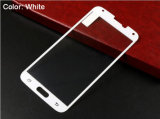 Crystal Clear Front and Back Toughened Glass Membrane Mobile Phone Accessories for Samsung S5