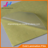 Cold Lamination Film for Indoor Printing Material