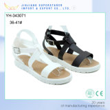 Superstarer Elegant Ladies Girls Leisure Flat PVC Sandals