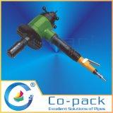 No Spark Exhaust Pipe Bevels Machine