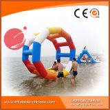 2017 PVC 0.9mm Tarpaulin Hot Inflatable Water Sports Swing Toys for Water Games T12-017